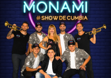 MONAMI CUMBIA!