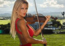 Violinista femenina VIELLA!