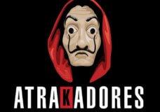ATRAKADORES Show de La casa de papel!