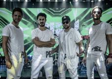 PIEL DE JUDAS! – Increíble show de CUMBIA