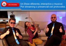 Show por Streaming o presencial – POGO Live